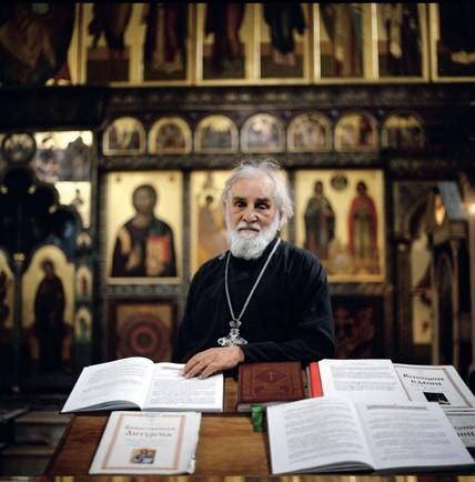 Протоиерей Владислав Свешников