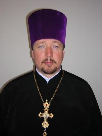 Протоиерей Владимир Савельев