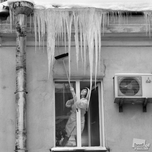 ОТЧАЯННАЯ ДОМОХОЗЯЙКА. Александр Рощин / Санкт-Петербург.
