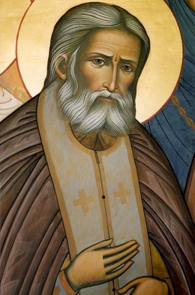 Преподобный Серафим Саровский Где в Москве помолиться