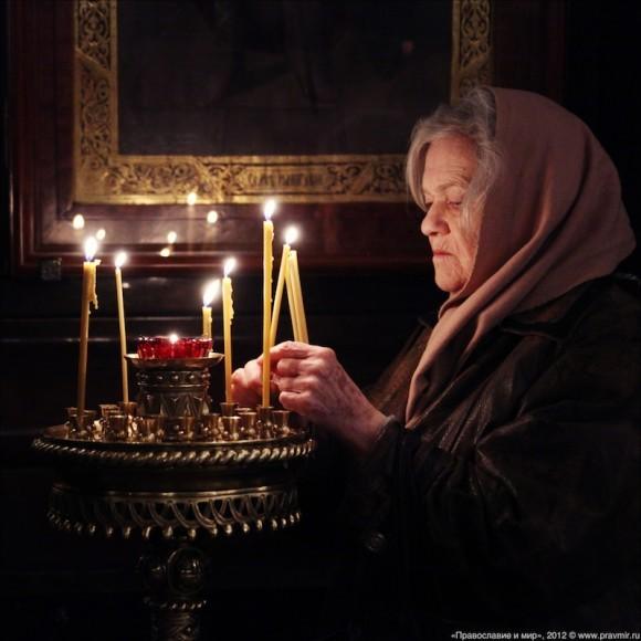 Новогодний молебен. Фото: Михаил Моисеев (14)