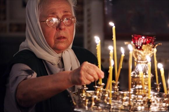 Новогодний молебен. Фото: Михаил Моисеев (6)