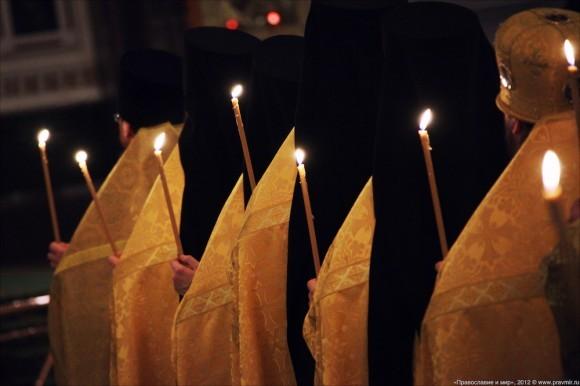 Новогодний молебен. Фото: Михаил Моисеев (8)