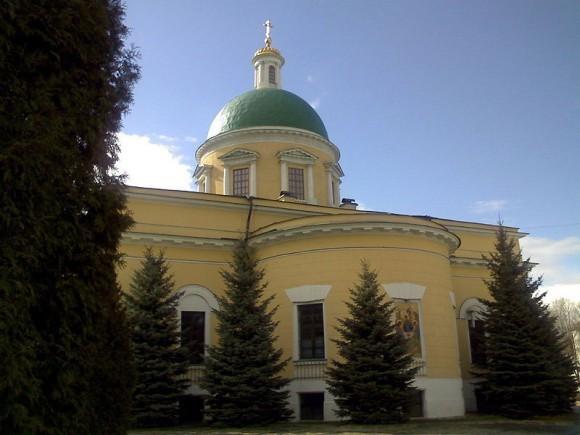 Троицкий собор Даниловского монастыря