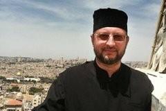 Протоиерей Игорь Пчелинцев: Ёлочка из Хайфы