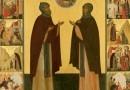 Кирилл и Мария Радонежские: средний сын – святой