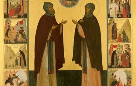 Кирилл и Мария Радонежские: средний сын — святой