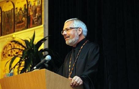 Управляющий делами Православной Церкви в Америке Протоиерей Иоанн Джиллионс. Фото ПЦА.