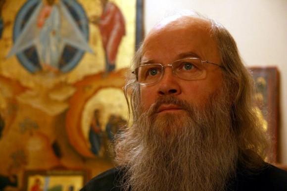 Протоиерей Владимир Волгин. Фото Сергея Амиантова