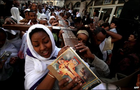 Эфиопские иконы (2)
