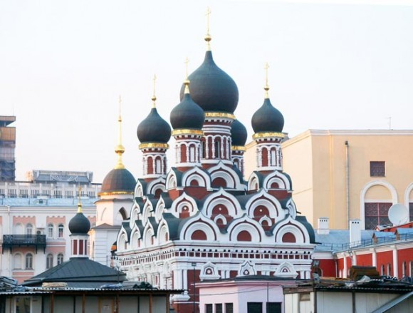 Храм св. вмч. Георгия в Ендове
