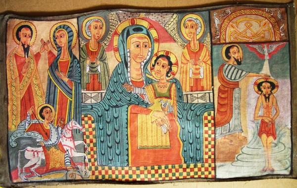 Эфиопские иконы (63)