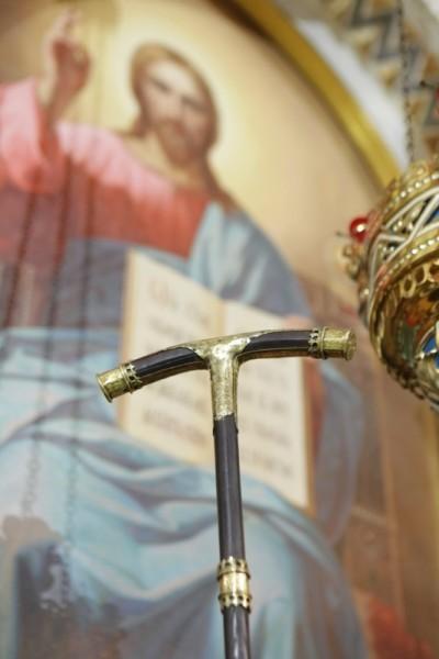 Жезл святителя Петра Московского