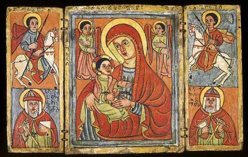 Эфиопские иконы (61)