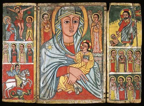 Эфиопские иконы (59)