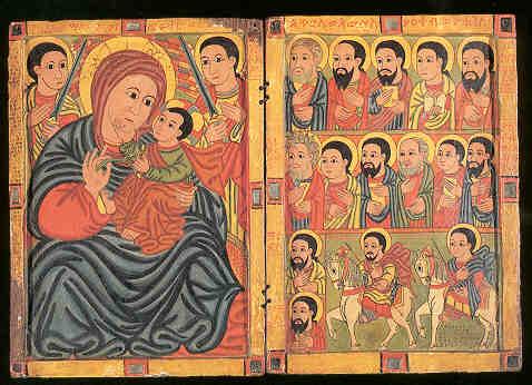Эфиопские иконы (51)
