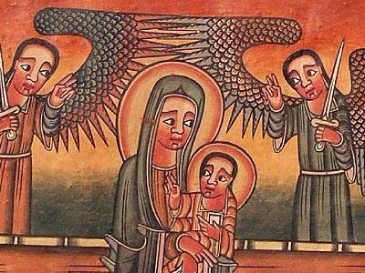 Эфиопские иконы (33)