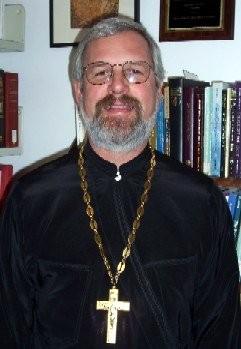 Протоиерей Иоанн Джиллионс.