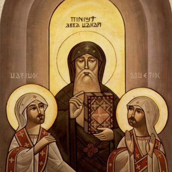 1 февраля Церковь отмечает день памяти преподобного Макария  Великого, Египетского