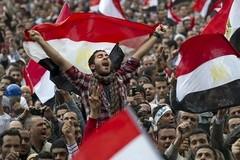 Египетская революция: год спустя