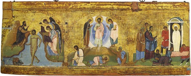 Крещение Господне. Богоявление. (18)