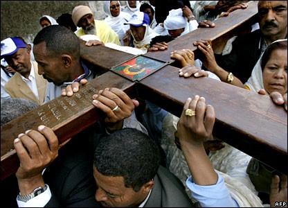 Эфиопские иконы (3)