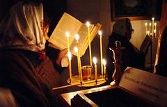 Ночная служба на Рождество