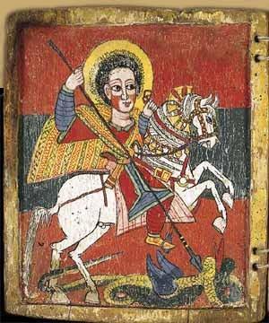 Эфиопские иконы (26)