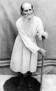 Рачейский праведник старец Андрей Кузьмич Логинов