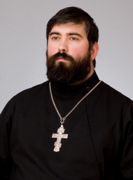 Священник Федор Людоговский