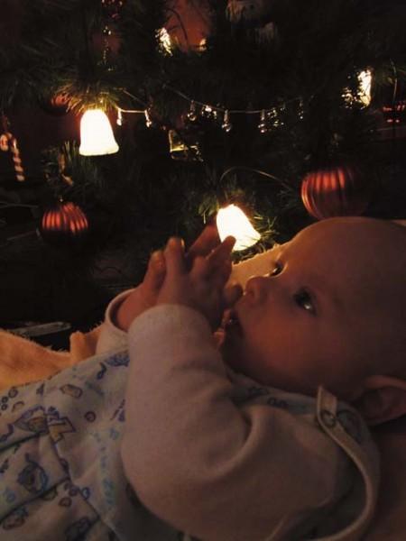 Санкт-Петербург. По молитвам многих знакомых и незнакомых людей и малыш появился на свет, и мама осталась жива. Фото Елены Бойковой