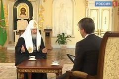 Интервью Патриарха: О Рождестве, митингах, переформатировании приходов и тех, кто кошмарит человека (Полная версия)