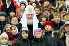 Если любовь прошла… Патриарх Кирилл о разводах (Видео)