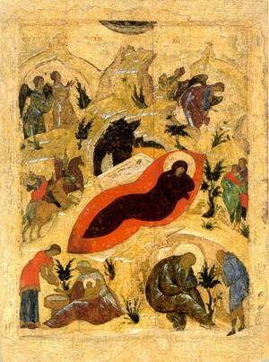 Рождество в христианском искусстве