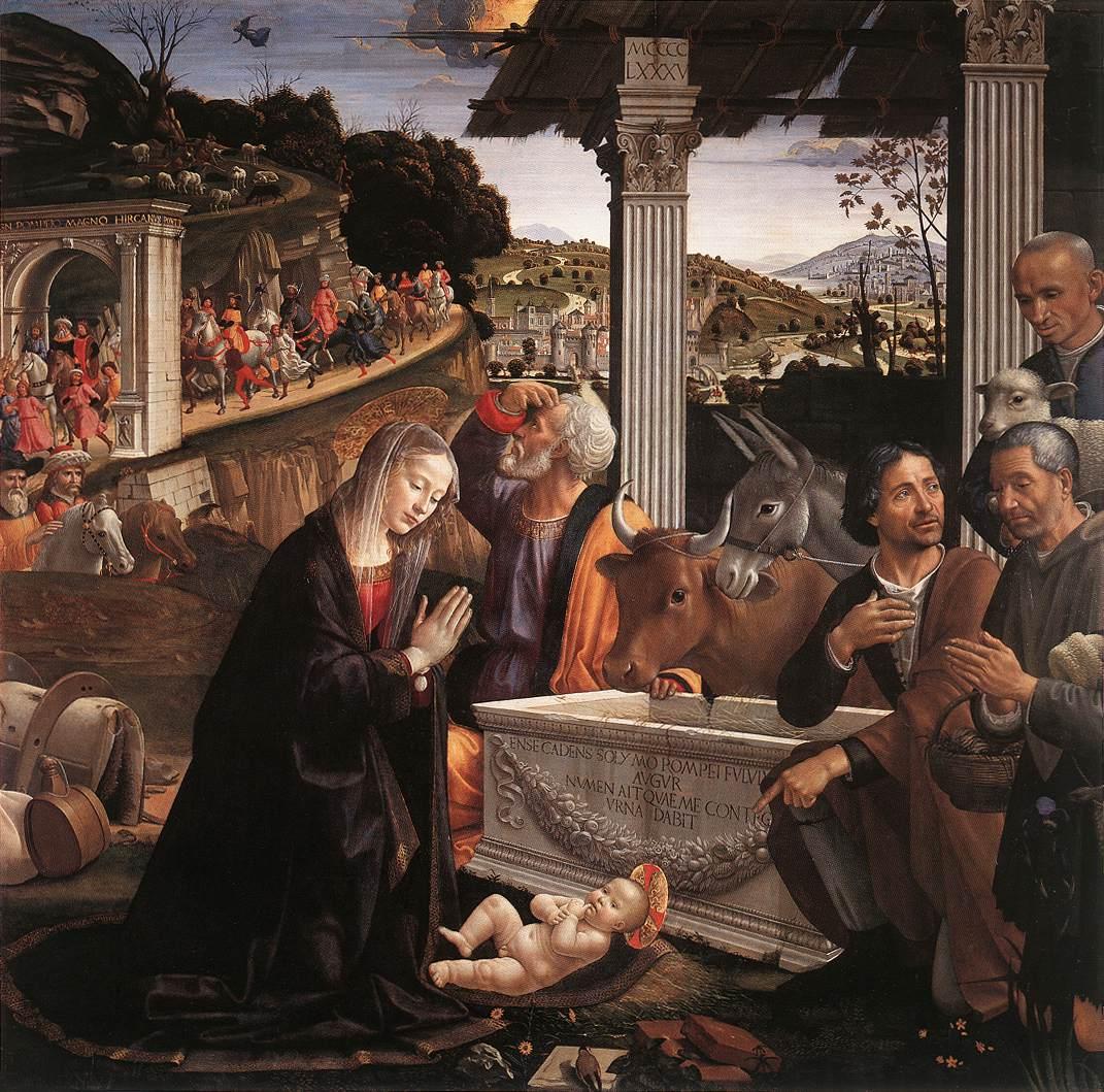 Как отмечали Рождество в Средние века?