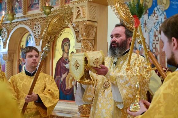 Славянская литургия на берегах Атлантики (+ ФОТО)