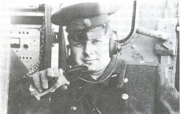 Иван Алексеевич Савин, командир 131-й отдельной мотострелковой бригады.