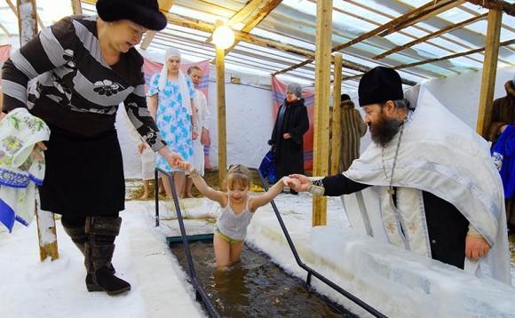 Крещение. Автор volodia