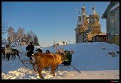 Итог 2012 Ильи Ароновича Забежинского: Русский Север перестает существовать
