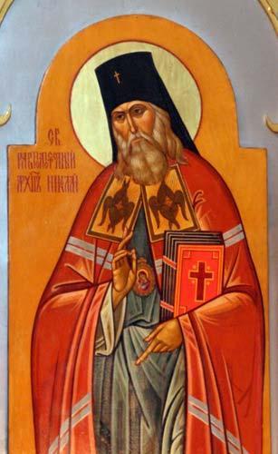 Св. равноапостольный Николай Японский (икона из токийского кафедрального собора)