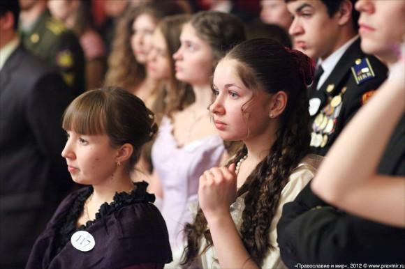 Сретенский бал православной молодежи (13)