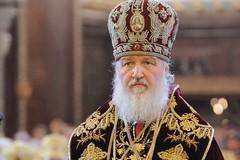 Патриарх Кирилл: Православные люди не ходят на демонстрации, они молятся