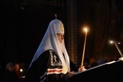 Патриарх Кирилл совершит заупокойное богослужение по жертвам взрыва в Петербурге