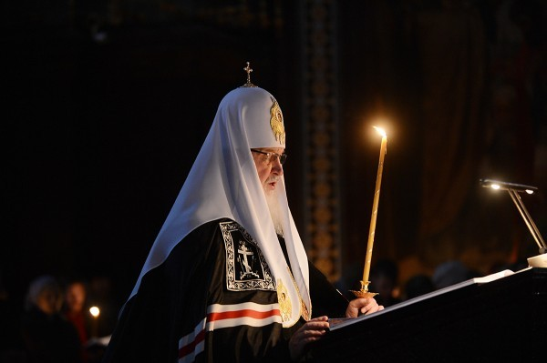 Патриарх Кирилл предложил новую формулу русской идентичности