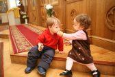 Прощеное воскресенье с детьми