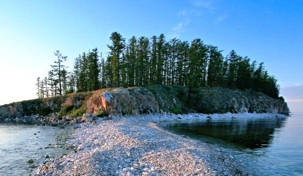 Национальный парки и заповедники России. Забайкальский