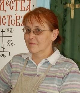 Матушка Марина Турнова