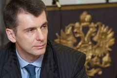 Вопросы о вере кандидату в Президенты России: МИХАИЛ ПРОХОРОВ
