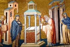 Сретение Господне: в картинах и иконах