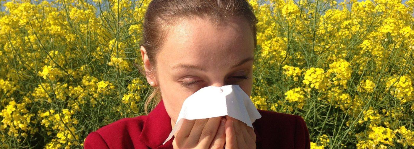 Аллергия: причины, симптомы, лечение